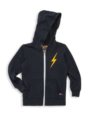 Toddler's, Little Boy's & Boy's Bolt Stitch Hoodie