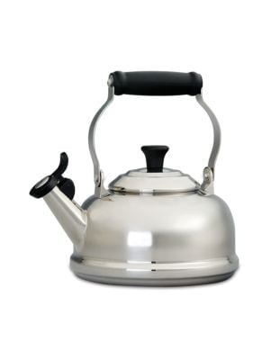 Classic Stainless Steel Whistling Kettle