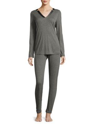 Ivy Long-Sleeve Pajamas