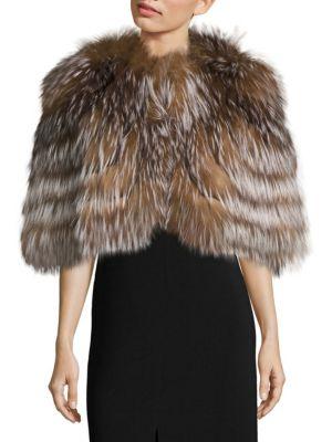 Fox Fur Cape