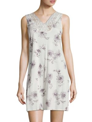 Camil Cotton Tank Gown