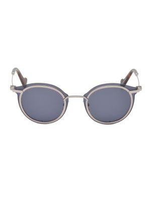 145MM Round Sunglasses