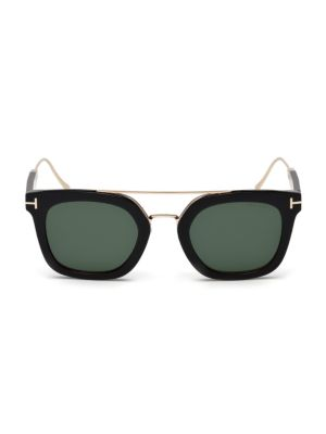 Alex 51MM Square Sunglasses