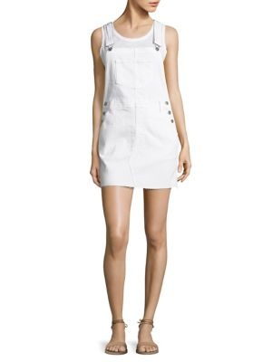 Kaitlin Denim Overall Dress