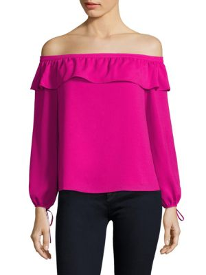 Leticia Off-the-Shoulder Blouse by Cooper & Ella