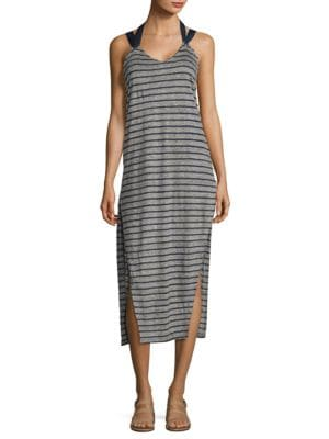 Neptune Striped Dress