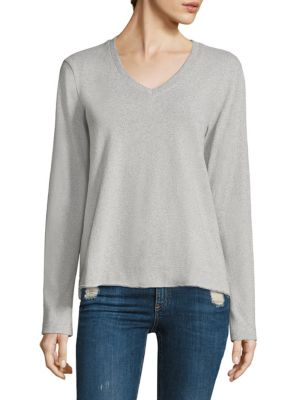 Raw Neck Slouchy Tee by Wilt