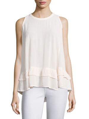 Tie Back Babydoll Tee by Wilt