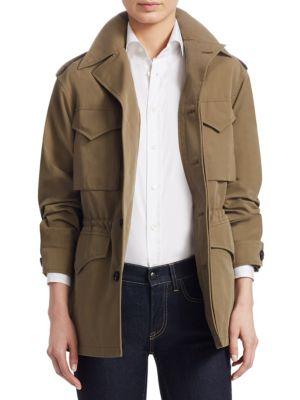 Iconic Milton Army Field Jacket