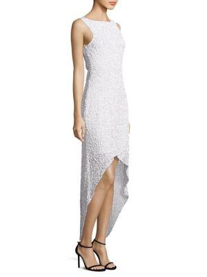 Nellie High-Low Dress