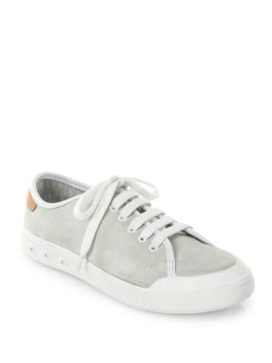 Standard Issue Lace-Up Sneakers