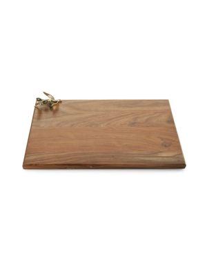 Olive Branch Wood Serving Board
