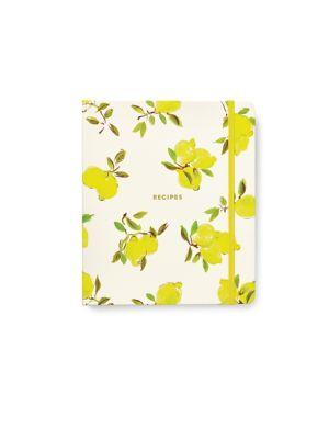 Lemon Recipe Book 0400094276662