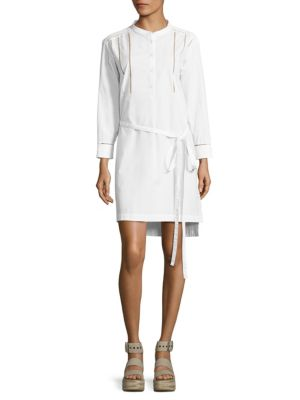 Walta Shirt Dress