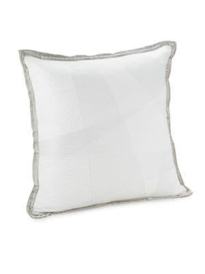Vivara Embroidered Down Filled Throw Pillow