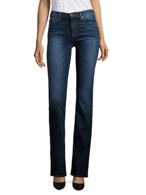 Love Midrise Bootcut Jeans by Hudson