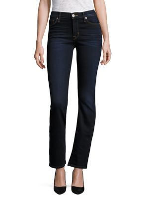 Love Midrise Petite Bootcut Jeans by Hudson