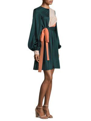 Gyda Silk Dress