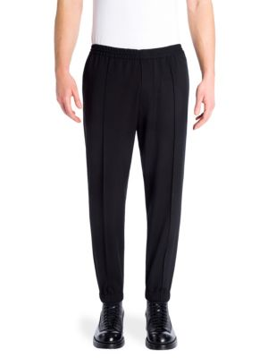 Toggle Cinch Jogger Pants
