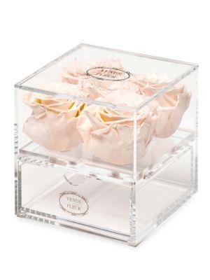 Lé Clair Cinq Eternity Roses