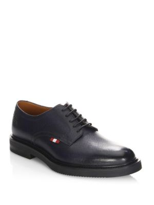 Viko Thick Sole Leather Derbys