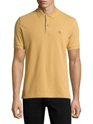 Oxford Cotton Polo