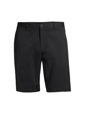 Zaine Zip-Fly Shorts