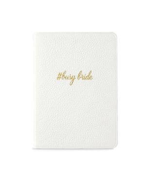 Busy Bride Journal