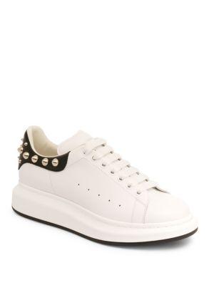 Stud Back Platform Sneakers
