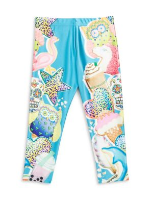 Girl's Sweet Ambs Capri Leggings