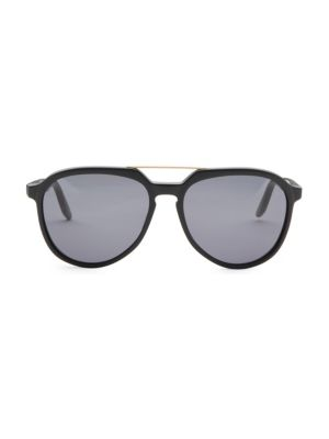 Bulger 59MM Aviator Sunglasses