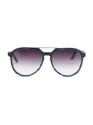 Bulger 59MM Gradient Aviator Sunglasses