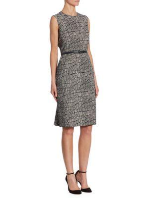 Mambo Jacquard Dress