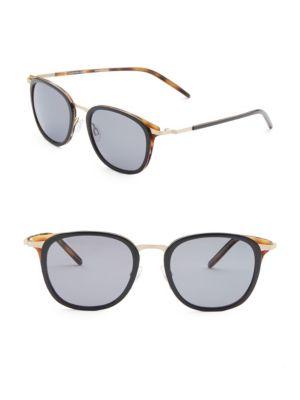 53MM Clubmaster Sunglasses