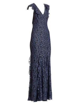 Josephine Lace Mermaid Gown