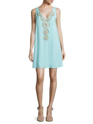 Fia Embellished Dress