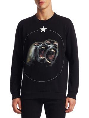 Monkey Brothers Cotton Sweatshirt