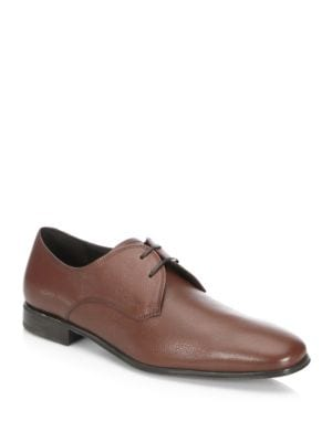Fortunato Leather Derby Shoes 0400094398803
