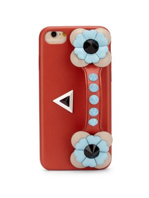 Flower Studded iPhone 7 Case