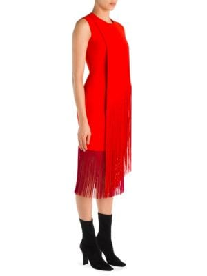 Suzanne Fringe Dress