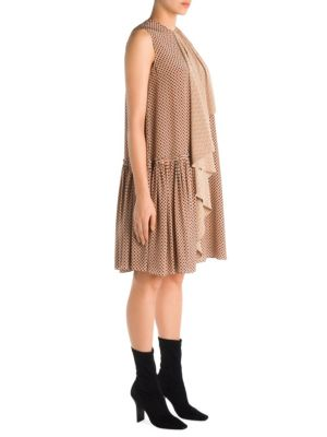 Emmanuelle Silk Dress