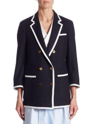 Wool Sports Jacket