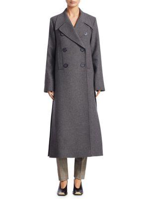 Edwina Wool Coat