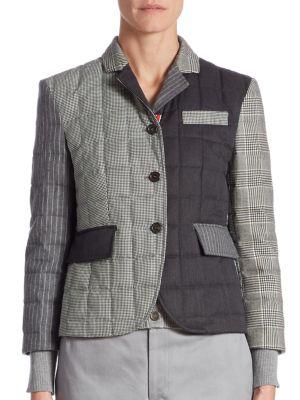 Wool Down Jacket