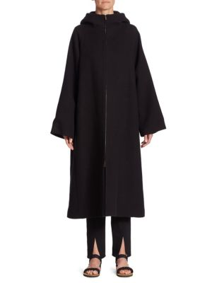 Haylen Hooded Coat