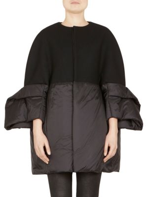 Meduse Oversized Coat