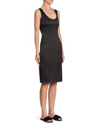 Hurel Scoopneck Sheath Dress
