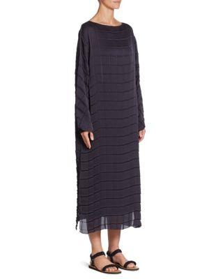 Melanie Pleated Dress