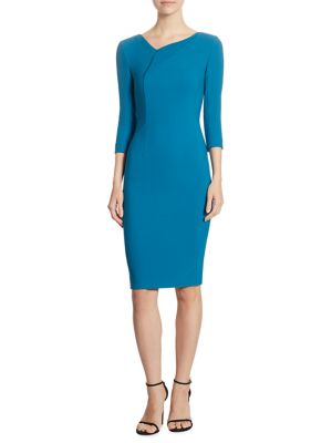 Ashby Asymmetric Dress