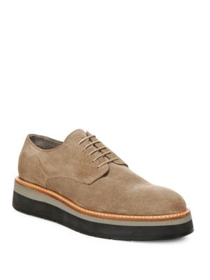 Drystan Leather Platform Oxfords